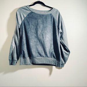 Isaac Mizrahi Fuzzy Pullover Sweater - #54
